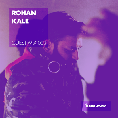 Guest Mix 083 - Rohan Kalé (Vizag pop-up)