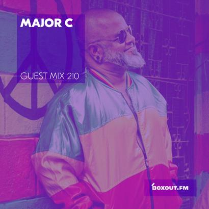 Guest Mix 210 - Major C