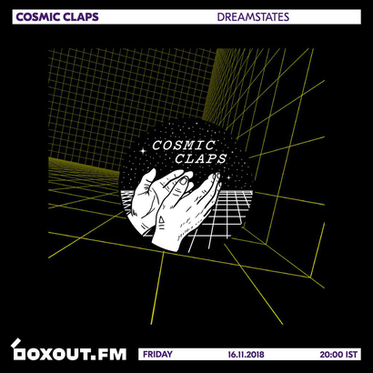 Cosmic Claps 020 - dreamstates