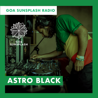 Goa Sunsplash Radio - Astro Black