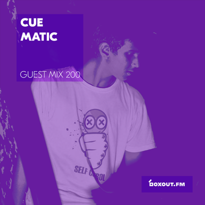 Guest Mix 200 - Cue Matic
