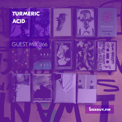 Guest Mix 366 - Turmeric Acid