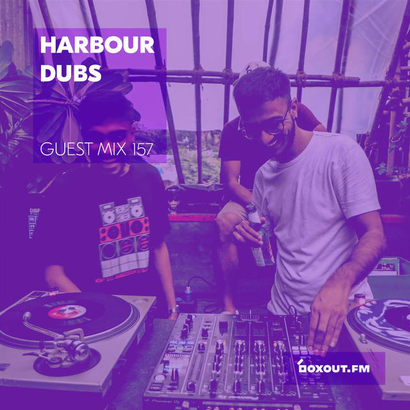 Guest Mix 157 - Harbour Dubs (Vaayu pop-up)
