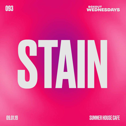 Boxout Wednesdays 093.1 - Stain