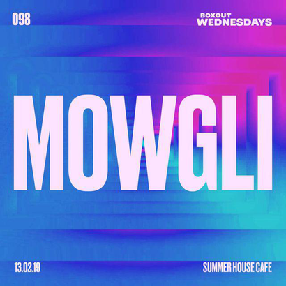 Boxout Wednesdays 098.3 - Mowgli