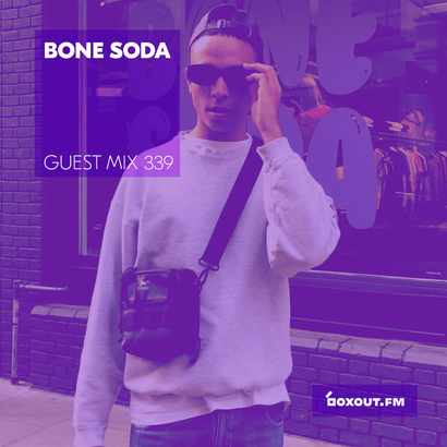 Guest Mix 339 - Bone Soda