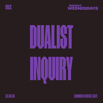 BW062.1 - Dualist Inquiry