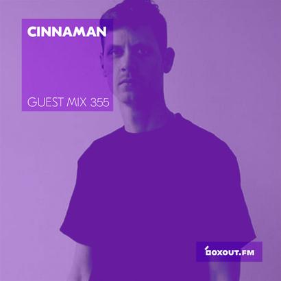 Guest Mix 355 - Cinnaman