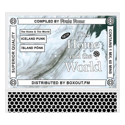 The Home And The World 018 [ICELAND PUNK (ÍSLAND PÖNK)] - Nishant Mittal