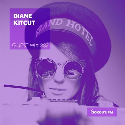 Guest Mix 382 - DJane KitCut