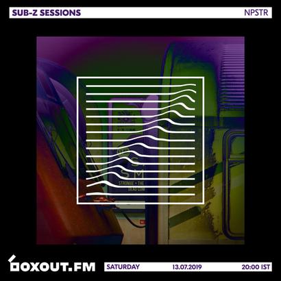 Sub-Z Sessions 069 - Npstr