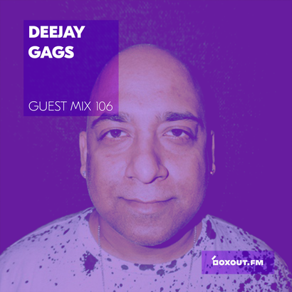 Guest Mix 106 - Deejay Gags