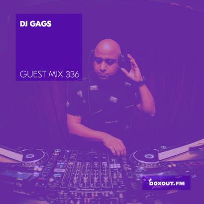 Guest Mix 336 - DJ Gags
