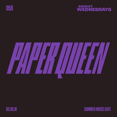BW059.3 - Paper Queen