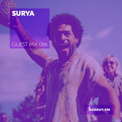 Guest Mix 086 - Surya