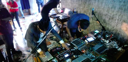 IJA all original live set from Boxoutsocial #015 w/ DiscoPuppet, Profound, Ija, Amaze