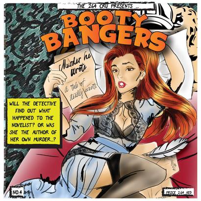 Booty Bangers #04 - Murder He Wrote