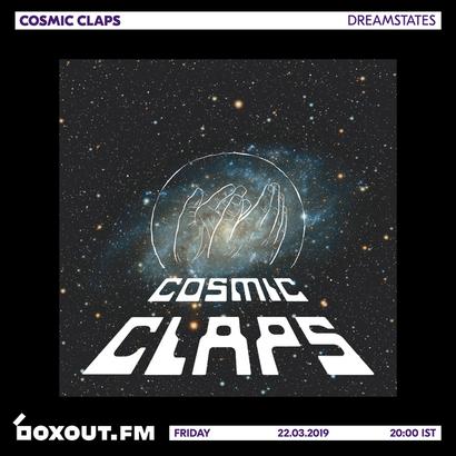 Cosmic Claps 024 - dreamstates