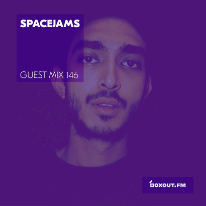 Guest Mix 146 - Spacejams