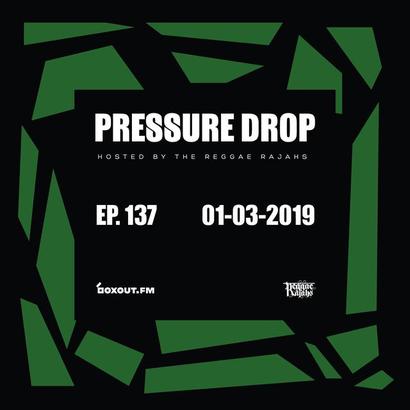 Pressure Drop 137 - Diggy Dang | Reggae Rajahs