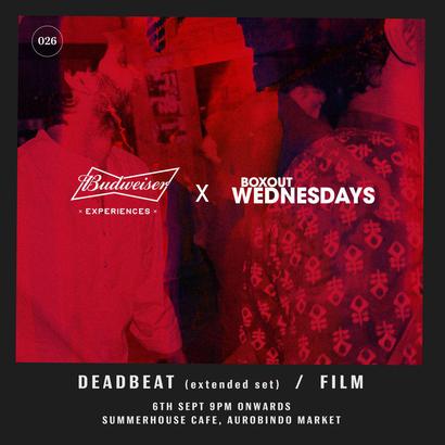 Budweiser x BW026.1 - FILM