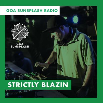 Goa Sunsplash Radio - Strictly Blazin'
