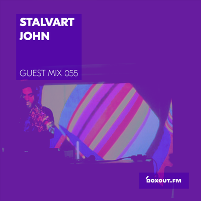 Guest Mix 055 - Stalvart John [31-07-2017]