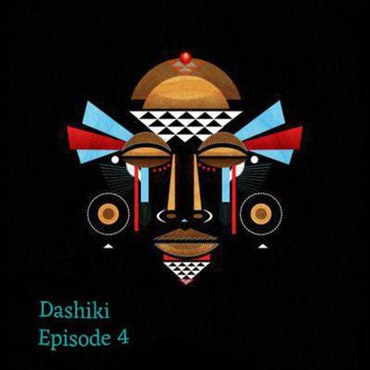 Dashiki 004 - Luteka