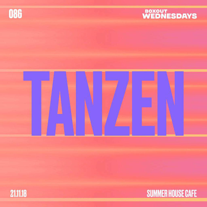 Boxout Wednesdays 086.2 - Tanzen