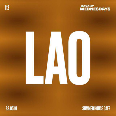 Boxout Wednesdays 112.2 - Lao