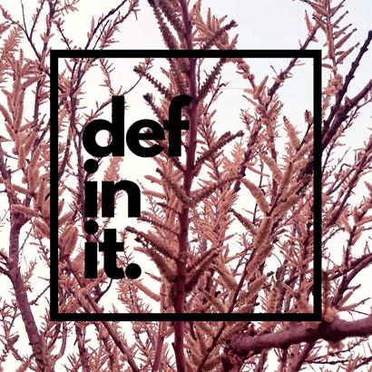 Def In It 003 - Def