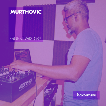 Guest Mix 039 - Murthovic