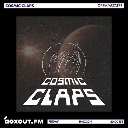 Cosmic Claps 028 - dreamstates