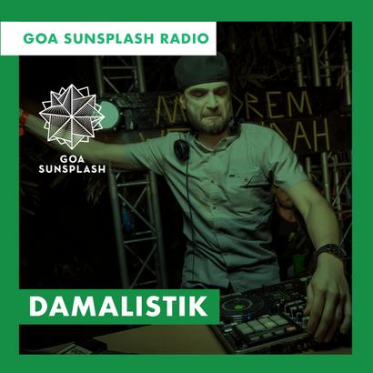 Goa Sunsplash Radio - Damalistik