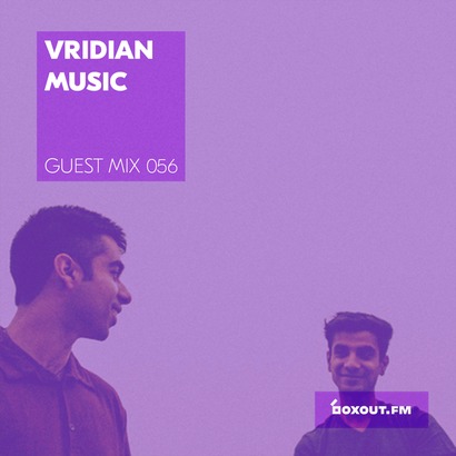 Guest Mix 056 - VridianMusic