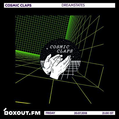 Cosmic Claps 016 - dreamstates