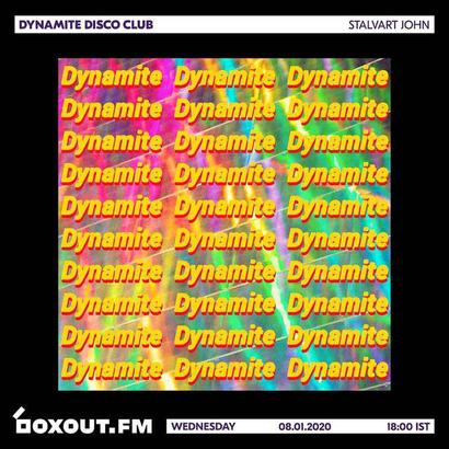 Dynamite Disco Club 034 - Stalvart John
