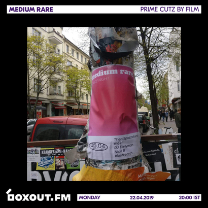 Medium Rare 037 - Prime Cutz by FILM