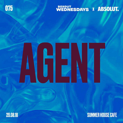 BW075.2 x Absolut - AGENT