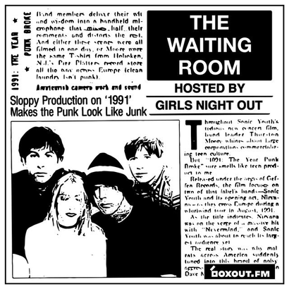 The Waiting Room 017 - GIRLS NIGHT OUT