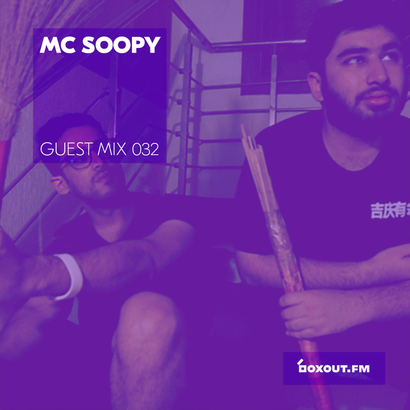 Guest Mix 032 -  Uday Kapur and MC Soopy