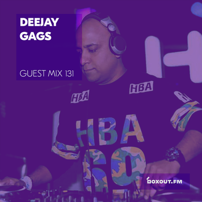 Guest Mix 131 - Deejay Gags