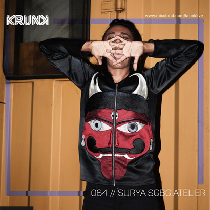 KRUNK Guest Mix 064 :: Surya SGBG Atelier
