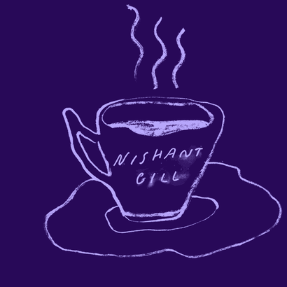 Chai and Chill 045 - Nishant Gill