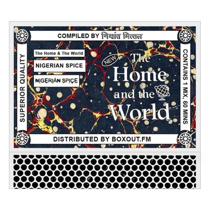 The Home and The World 006 (₦ỊGẸRỊÁ₦ ṢPỊÇẸ)- Nishant Mittal