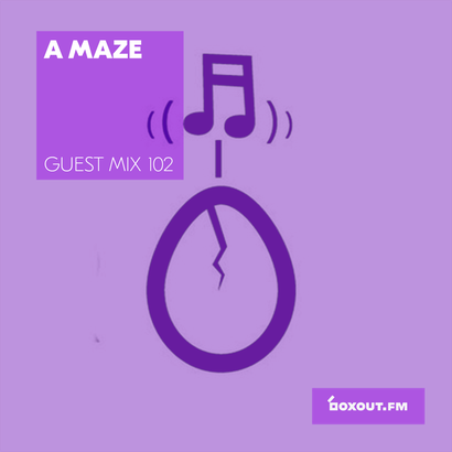 Guest Mix 102 - a maze (Reproduce Artists Special)