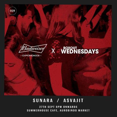 Budweiser x BW029.3 - Sunara