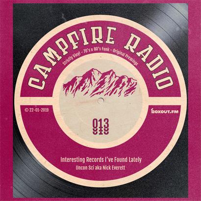 Campfire Radio 013 - Uncon Sci