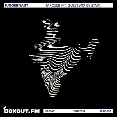 Juggernaut 017 - Tarqeeb (Featuring Guest Mix by Stain)