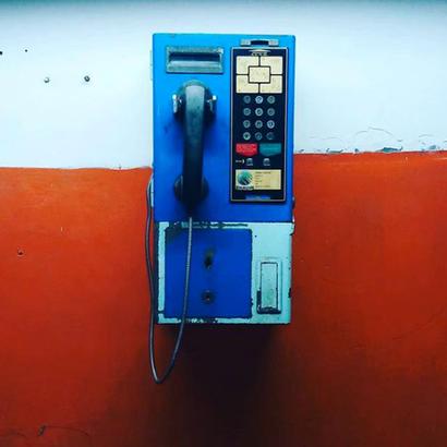 Public Telephone 004 - Diego Edelstein